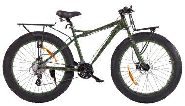 Велосипед Eltreco X4 Камуфляж (2014)