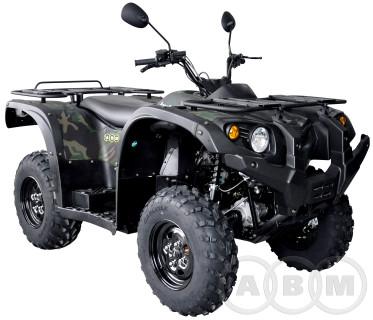 Квадроцикл ABM Apache 400