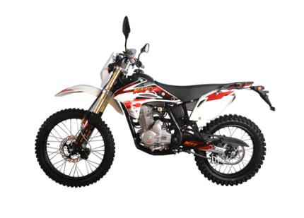 Мотоцикл кроссовый KAYO T2 250 ENDURO 21/18 (2015)