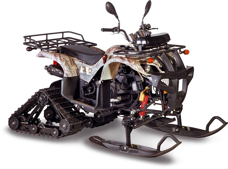 Квадроцикл Apache track 200