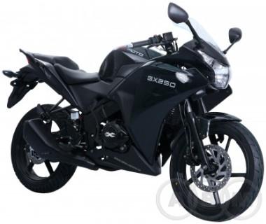 Мотоцикл ABM GX 250