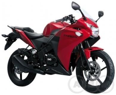Мотоцикл ABM GX 250R