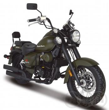 Мотоцикл ABM Road Star 250