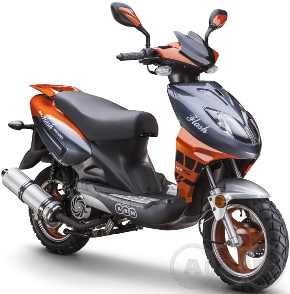 Скутер ABM Flash 150