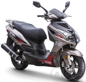 Скутер ABM Volcan 150cc