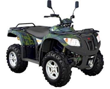 Квадроцикл Omaks DB ATV500