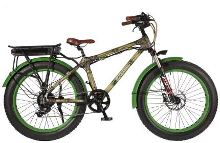 Электровелосипед Eltreco BamBoo