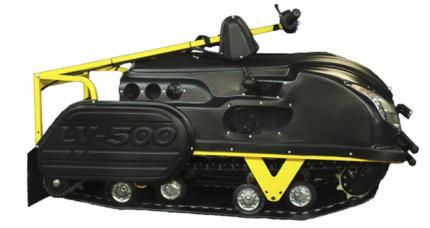 lvr5Мотобуксировщик Рекс LVR 500