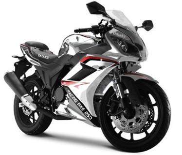 Мотоцикл OMAKS MOTRAC R11