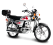 Мотоцикл Omaks Alpha