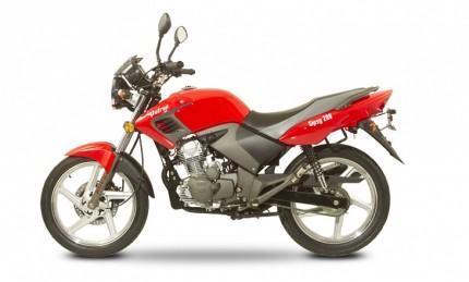 Мотоцикл Patron Gipsy 200