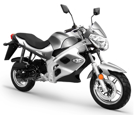 Мотоцикл Omaks LK180GY-2