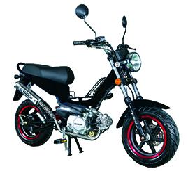 Мотороллер OMAKS XF 110Q(B)