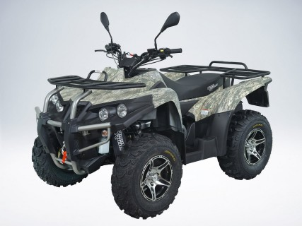 Квадроцикл QuadRaider 400