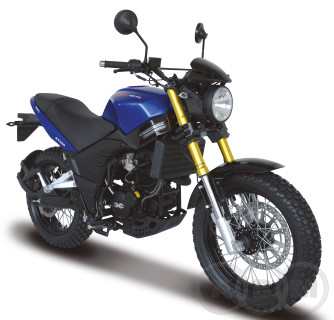 Мотоцикл ABM RX 200