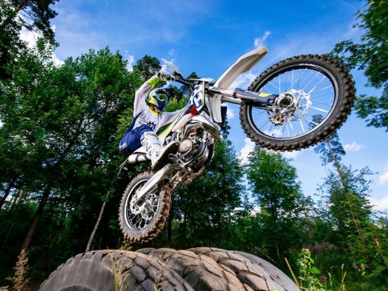 Мотоцикл Husqvarna TX 125 5