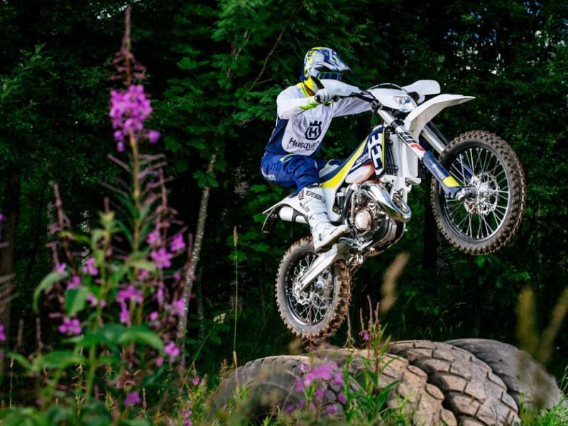 Мотоцикл Husqvarna TX 1257