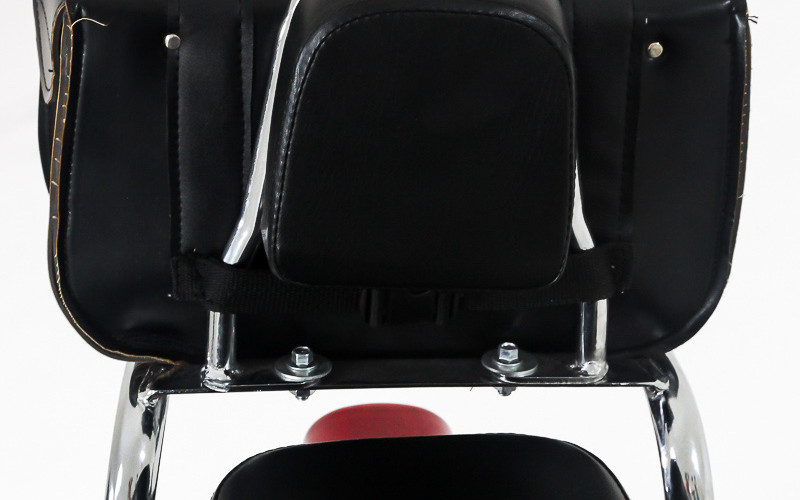 Удобная спинка пассажирского сидения