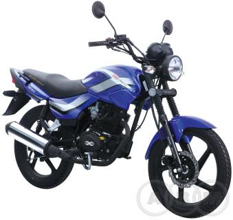 Мотоцикл ABM FX200