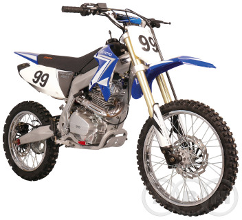 Мотоцикл ABM Raptor 250