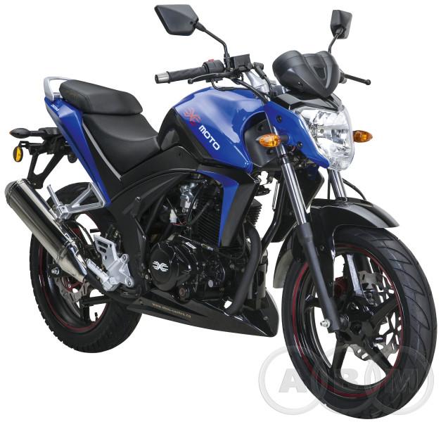 Мотоцикл ABM SX 250