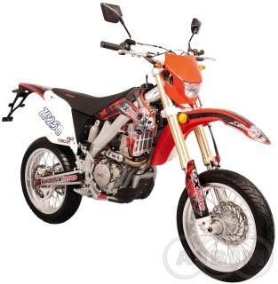 Мотоцикл ABM Мотард ZR 250