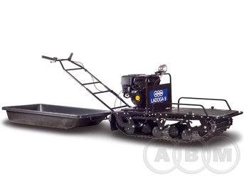 Мотобуксировщик АВМ Ladoga 9V с вариатором