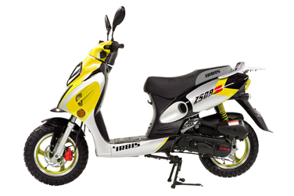 Cкутер Irbis Z50RS