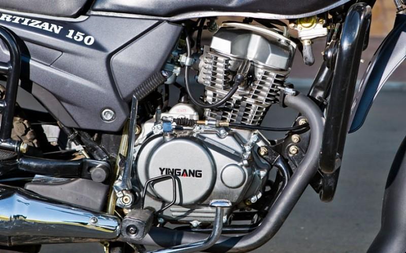 Двигатель модели CBF 150