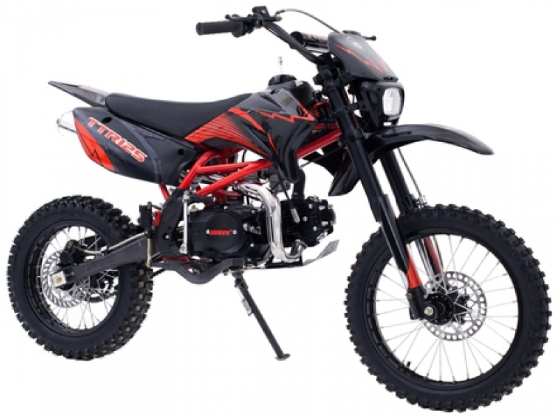 Мотоцикл Irbis TTR 125 S