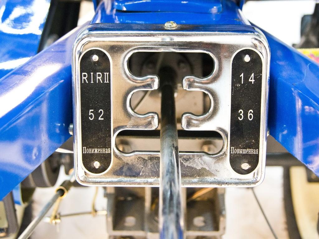 Мотоблок Скаут GS 101 D