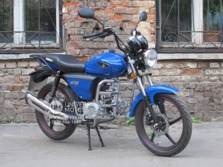 IRBIS GS 125