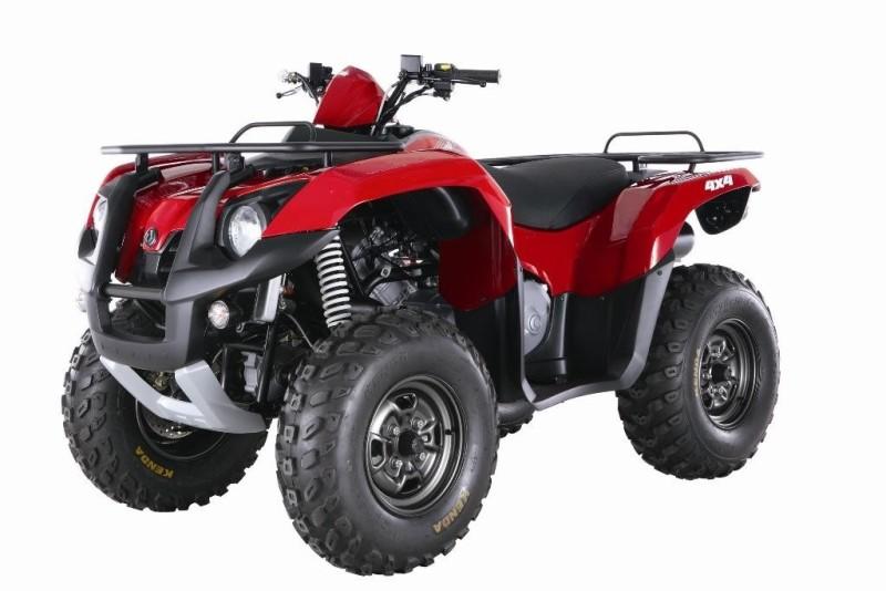 Квадроцикл SYM QuadRaider 600