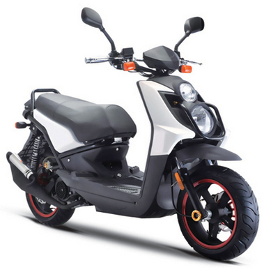 Скутер OMAKS BWS  150