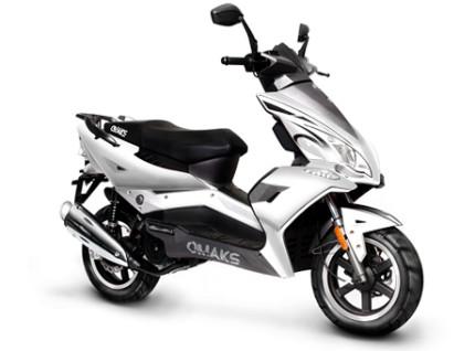 Скутер Omaks Matador 50cc