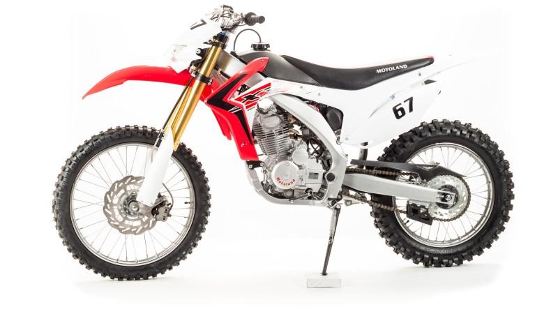 Мотоцикл Motoland XR250 ENDURO
