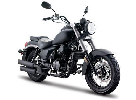 Мотоцикл OMAKS Chopper YD250-2