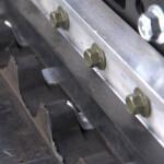 Склизы из закаленного алюминиевого сплава